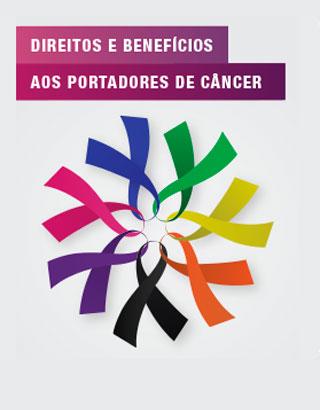 Cartilha Direitos pessoas com Câncer